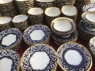 Посуда узбекского производства