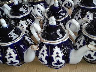 Узбекские чайники