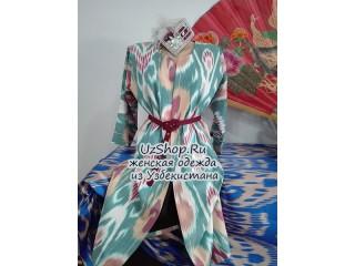 Узбекское платье для девушек