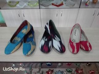 Узбекская женская обувь