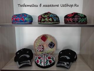 Тюбетейки из Узбекистана
