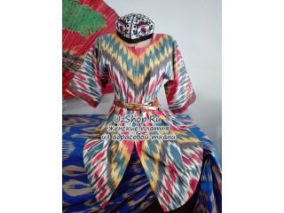 Адрасовое платье женское