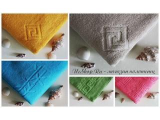 Детские полотенца разных цветов