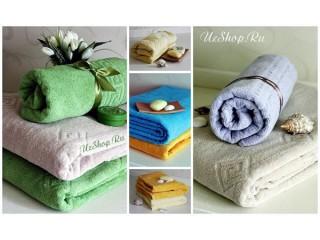 Разнообразные комплекты полотенец