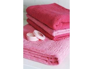 Красиво сложенные полотенца