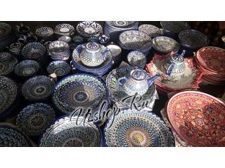 Посуда из глины