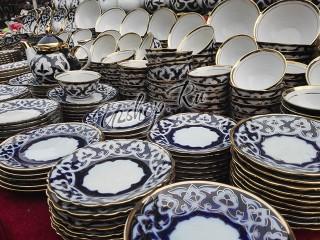 Посуда Ташкентская
