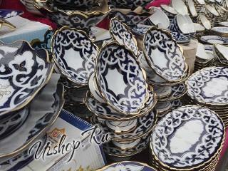 Узбекская национальная посуда