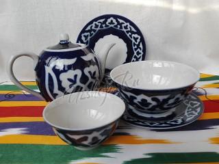 Узбекская посуда Пахта