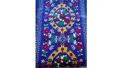 Ткани для узбекской курпачи