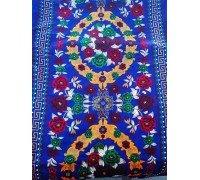 Ткань для узбекской курпачи