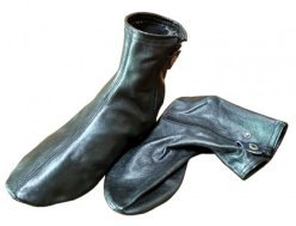 Кожаные носки (хуффайни)